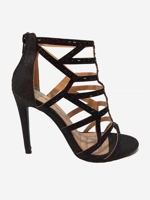Magnifique chaussure de soirée talon environ 9 cm