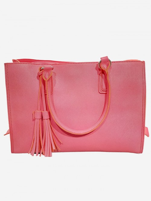 Stylish Fuchsia City Bag